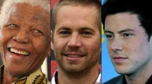 Nelson-Mandela-Paul-Walker-Cory-Monteith