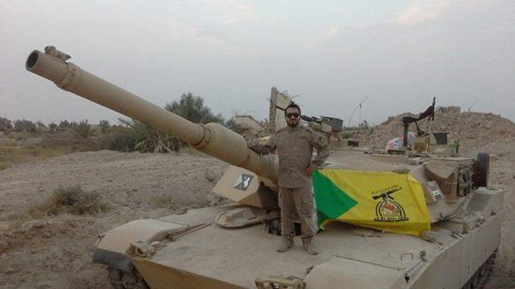 hezbollah tank